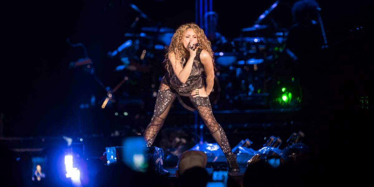 Shakira cumplió con las expectativas de los tapatíos