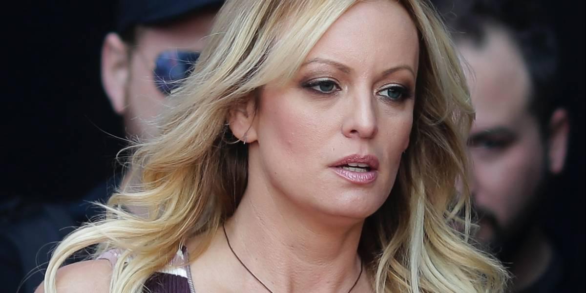 Juez desestima demanda de Stormy Daniels contra Trump