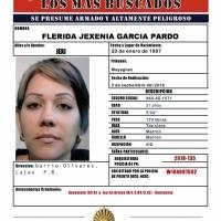 Flerida Jexenia García Pardo