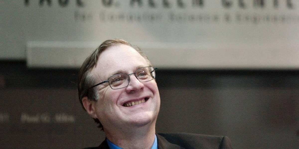 Muere cofundador de Microsoft Paul Allen
