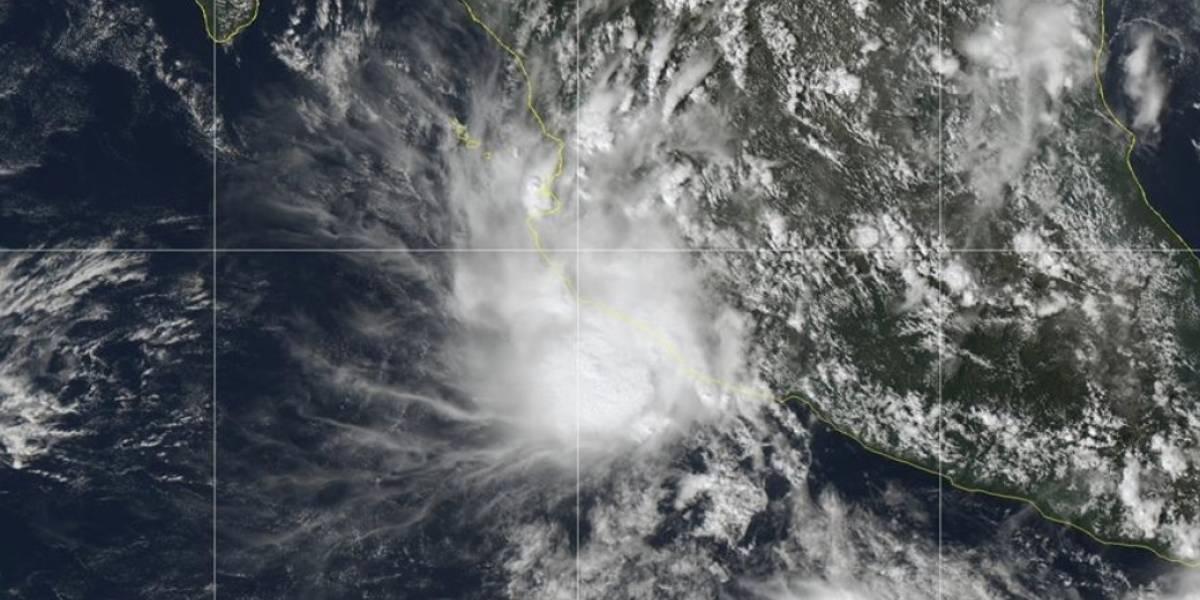 Tormenta tropical Tara arroja fuertes aguaceros en costa mexicana del Pacífico
