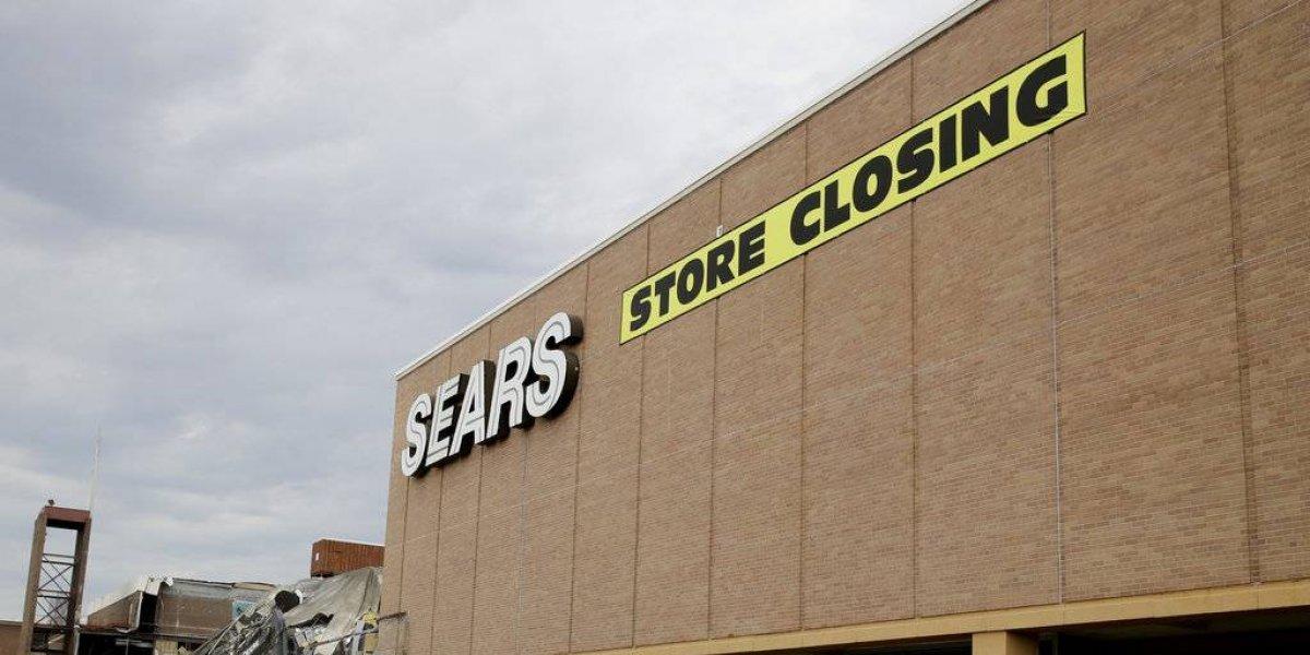 Sears se declara en bancarrota en Estados Unidos