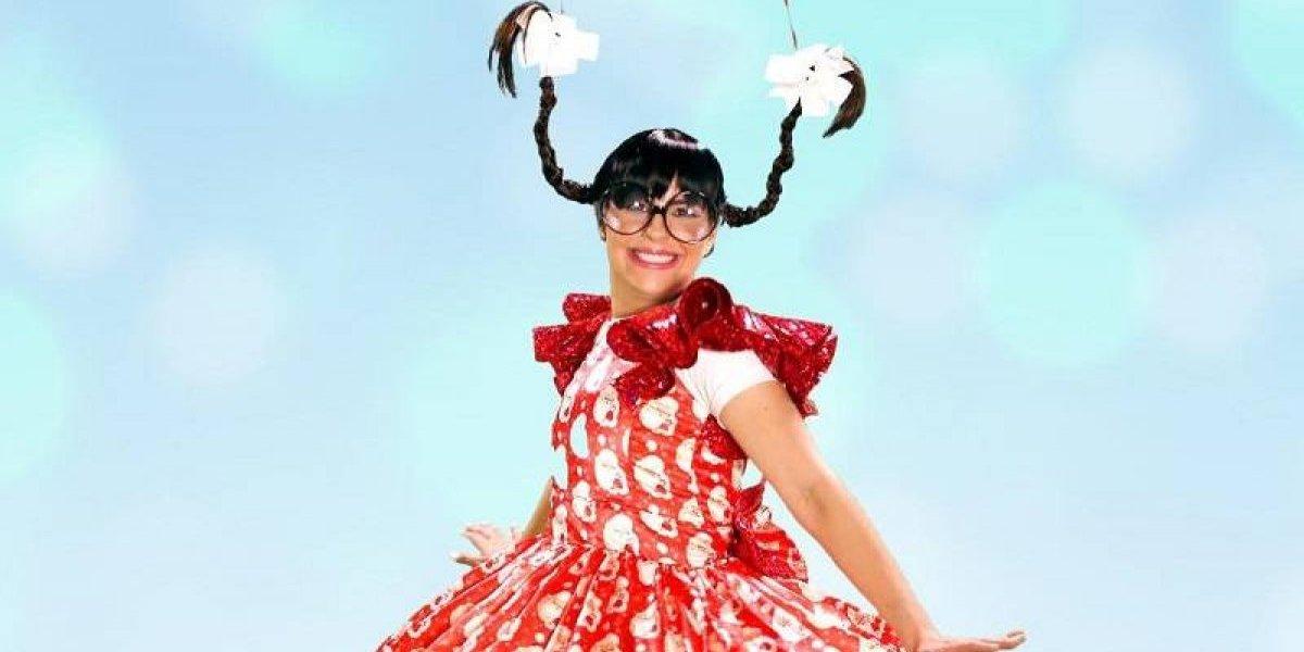 """Musical de Sofía Globitos promete que """"Salvará la Navidad"""""""