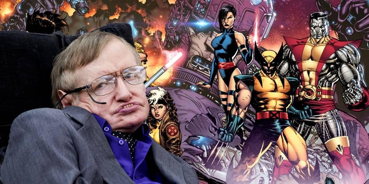 Superhumanos: la última revelación de Stephen Hawking antes de morir