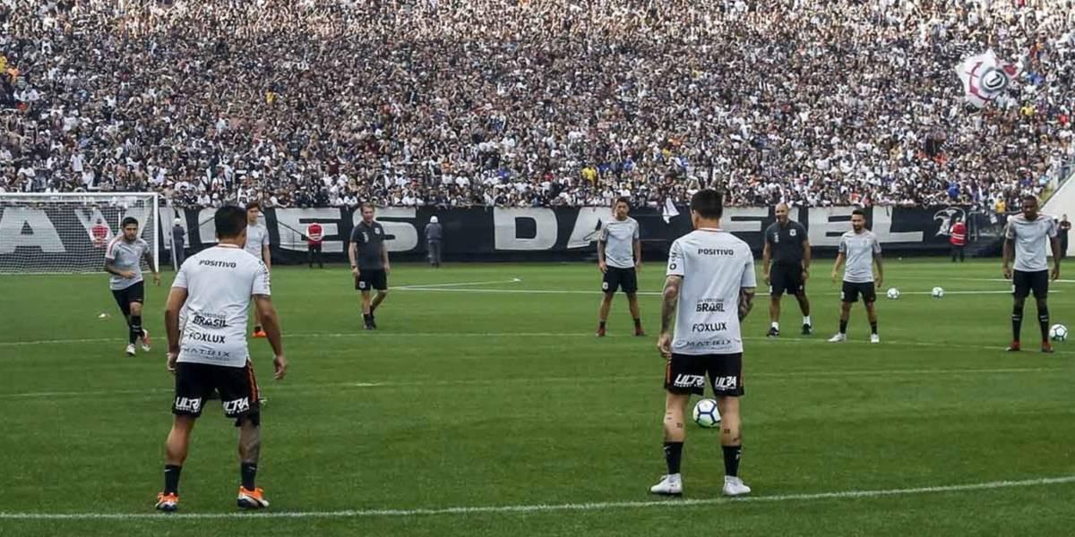 Campeonato Brasileiro: onde assistir ao vivo online o jogo Vitória e Corinthians pela 30ª rodada