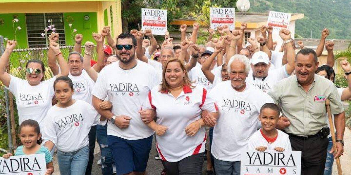 PPD elige nueva presidenta en Yauco