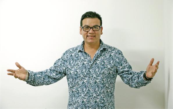 Con 20 años de carrera, José Luis Zagar  se siente en pleno crecimiento
