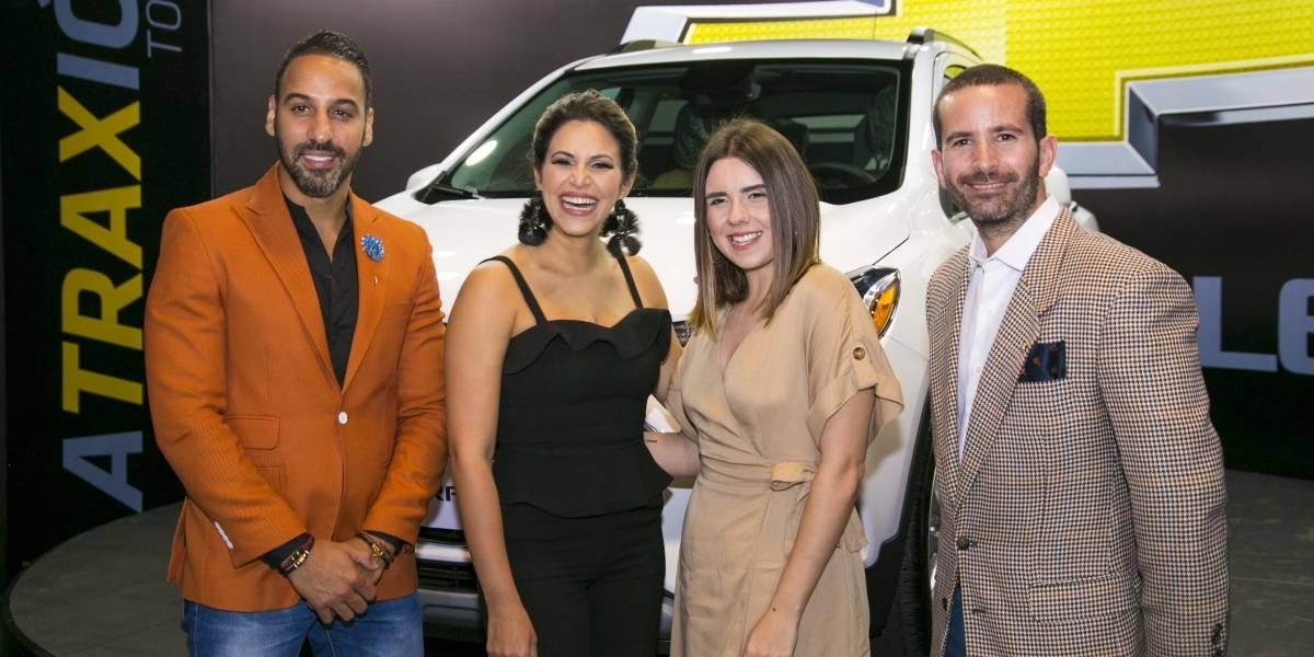 """#TeVimosEn: Chevrolet celebra reality """"ATRAXIÓN Total"""""""
