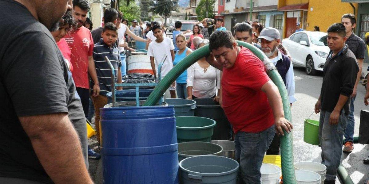 Agua: La guerra que viene