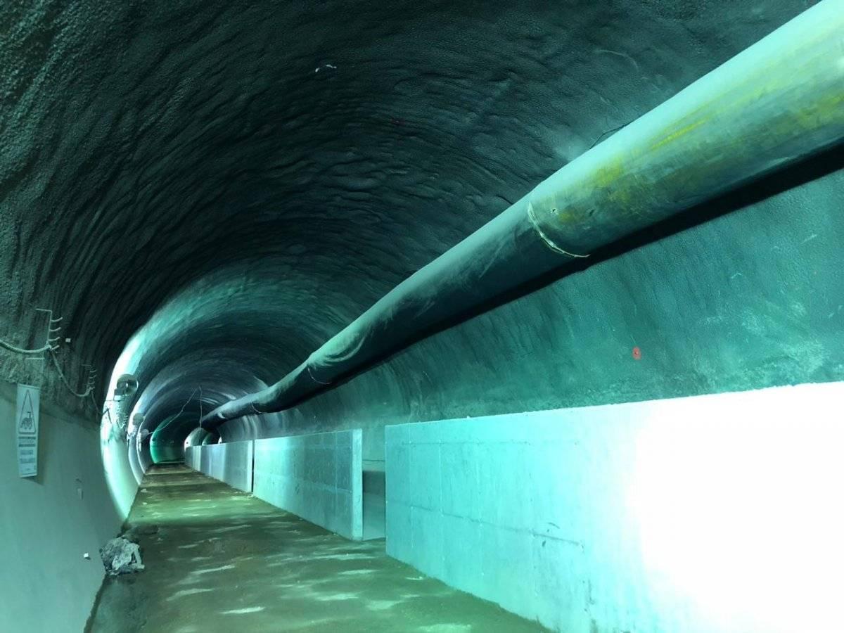 La Línea 12 del Metro también quedará pendiente. Cortesía.