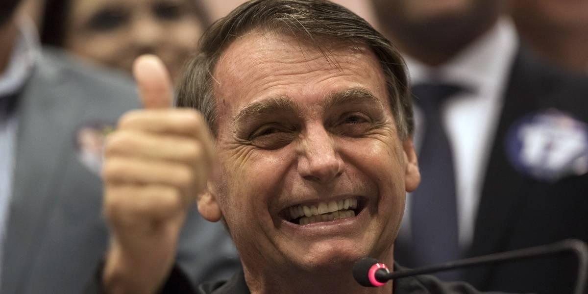 Bolsonaro imparable: el ultraderechista supera por 18 puntos a Haddad en última encuesta