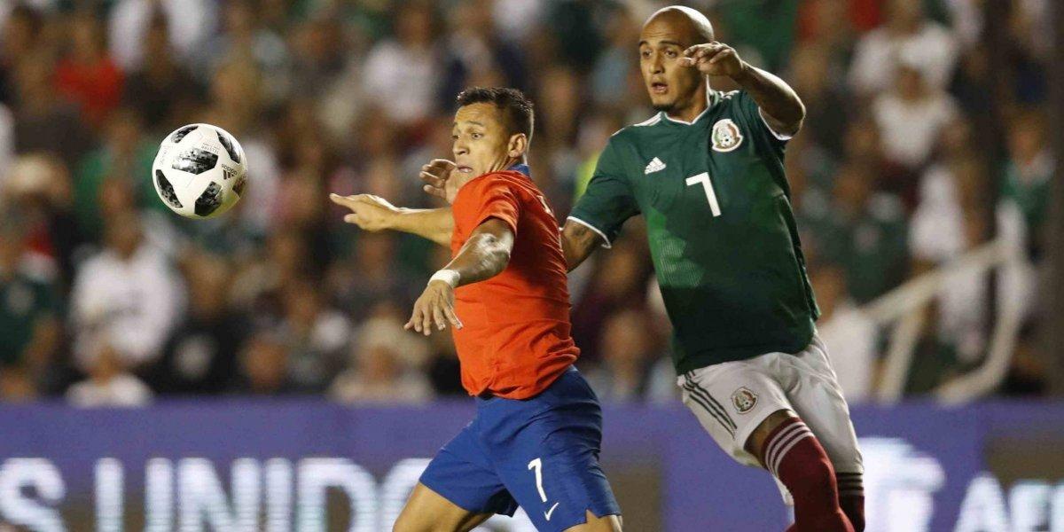Así vivimos la ajustada victoria de la Roja ante México en Querétaro