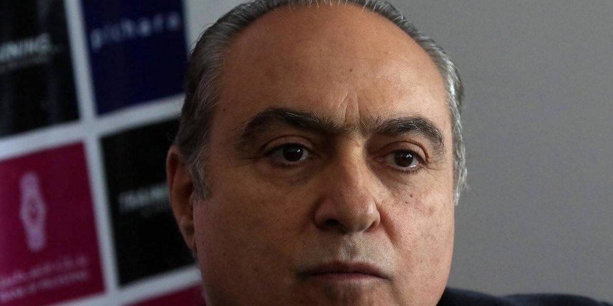 """Jorge Uauy será el candidato de la """"oposición"""" para la presidencia de la ANFP"""