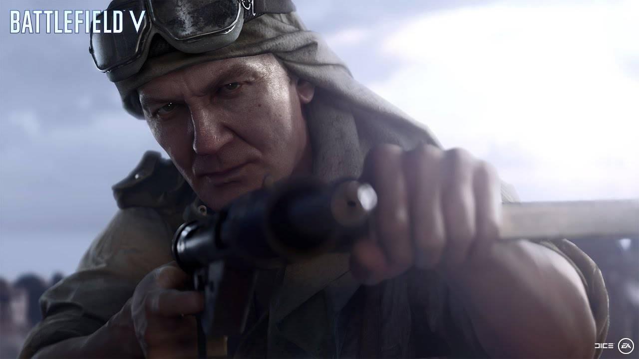 Battlefield V estrena tráiler que nos muestra sus historias de guerra
