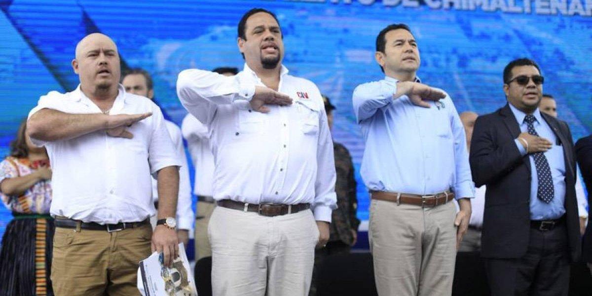 """Morales sobre ministro Benito: """"Le vamos a hacer un examen a ver si es genio o no"""""""