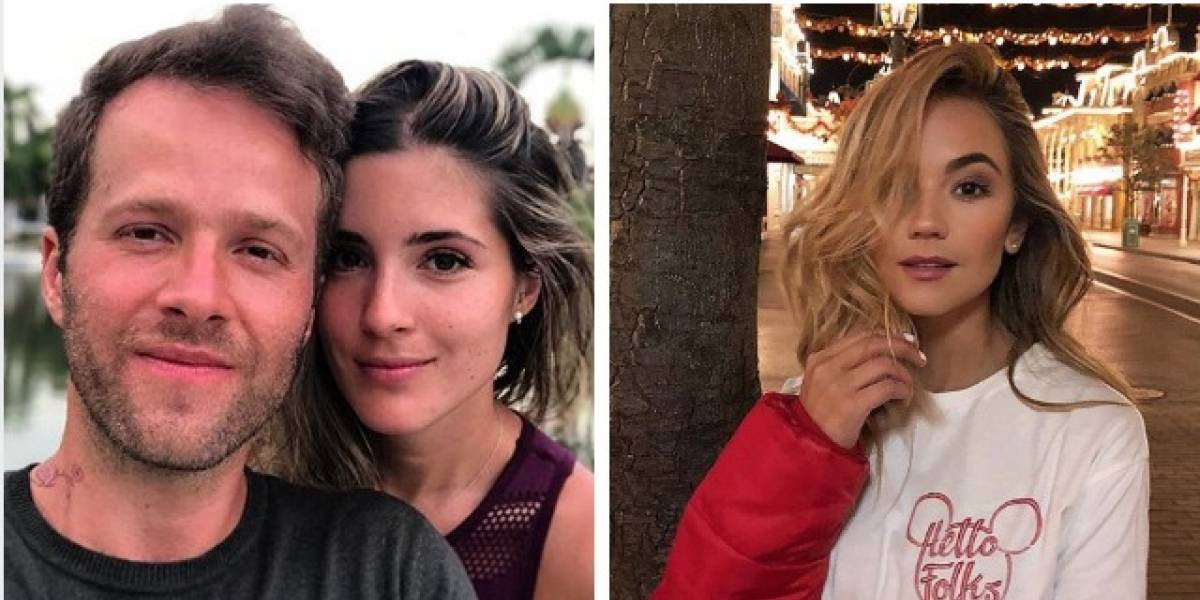 ¿Celos o buenas intenciones? Tuti Vargas comentó fotografía de actual novia de Sebastián Yepes