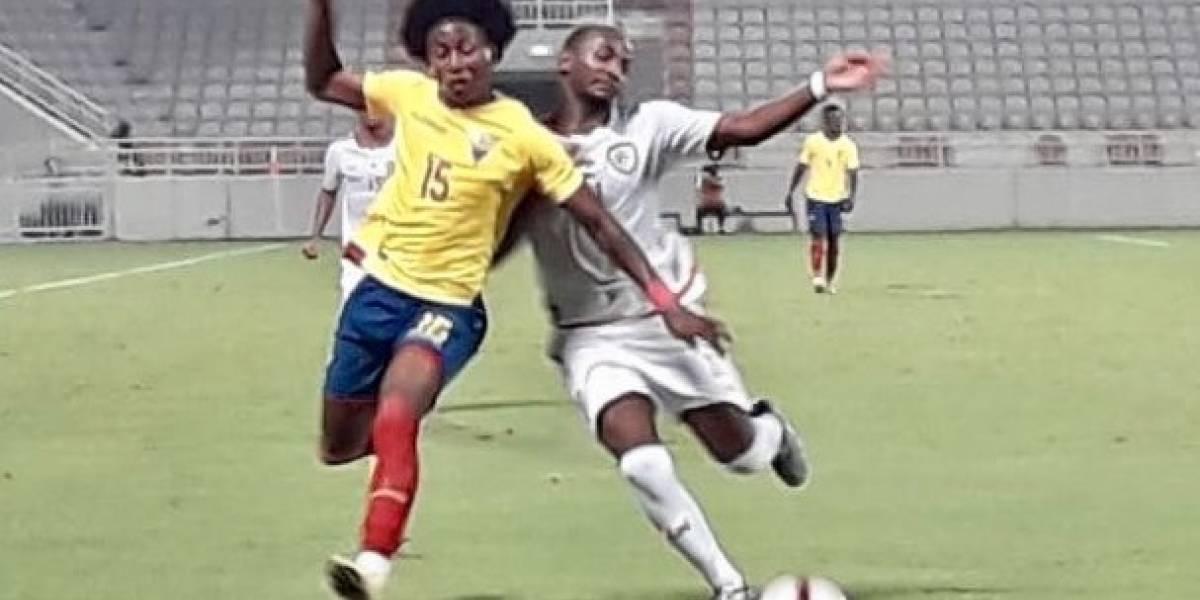 Ecuador vs Omán: Tibio empate de la 'Tri' en su cuarto encuentro amistoso