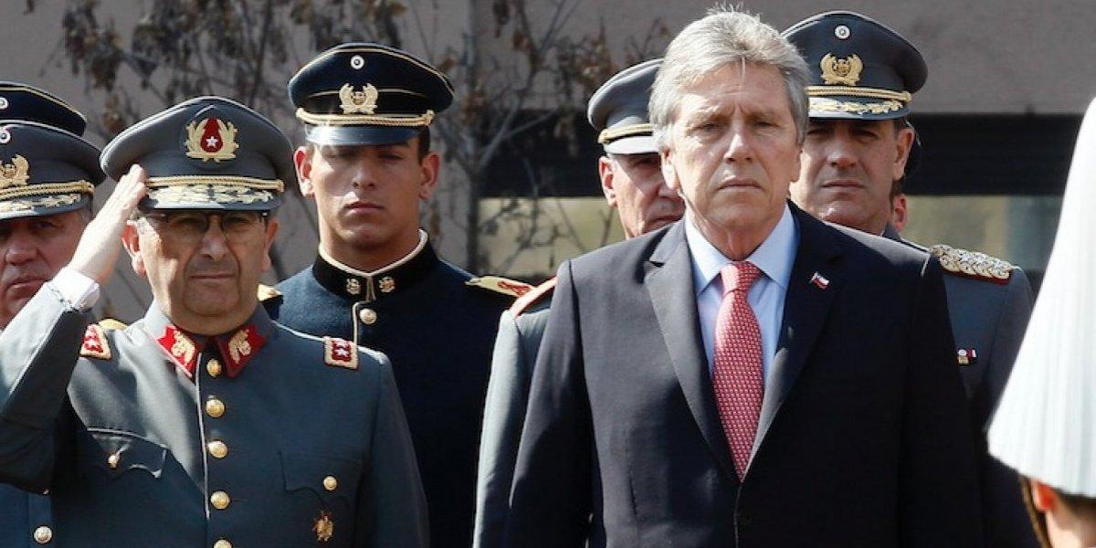 Dimite el número dos del Ejército chileno, acusado de fraude al fisco