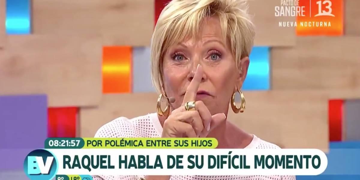 """Se mostraron los dientes: Raquel Argadoña y Camila Flores protagonizan tenso momento en """"Bienvenidos"""""""