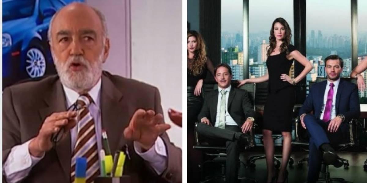 Murió el actor colombiano Javier Gnecco, de la Ley del Corazón