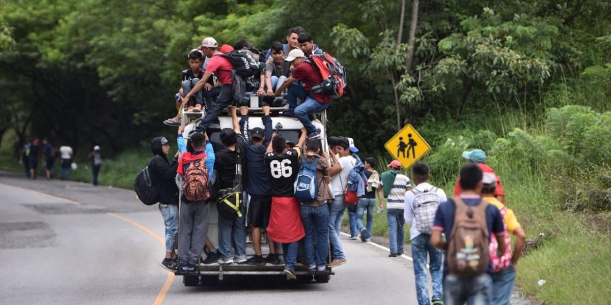 Evo Morales condenó represión de México contra caravana hondureña