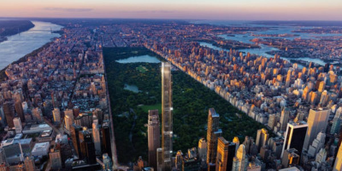 Central Park Tower anuncia ventas de unidades
