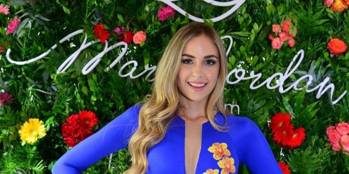 """Maru Jordan Swim presentará colección """"Bouquet Collection"""" en las pasarelas DM"""