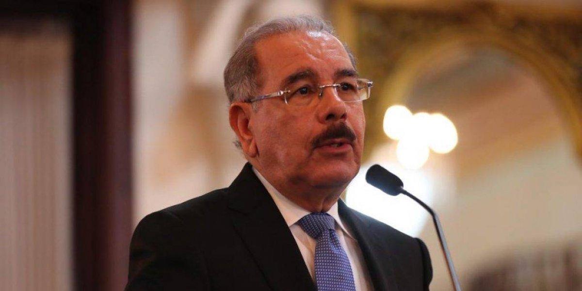"""Presidente Medina afirma """"nuestro país ha alcanzado la seguridad alimentaria"""""""
