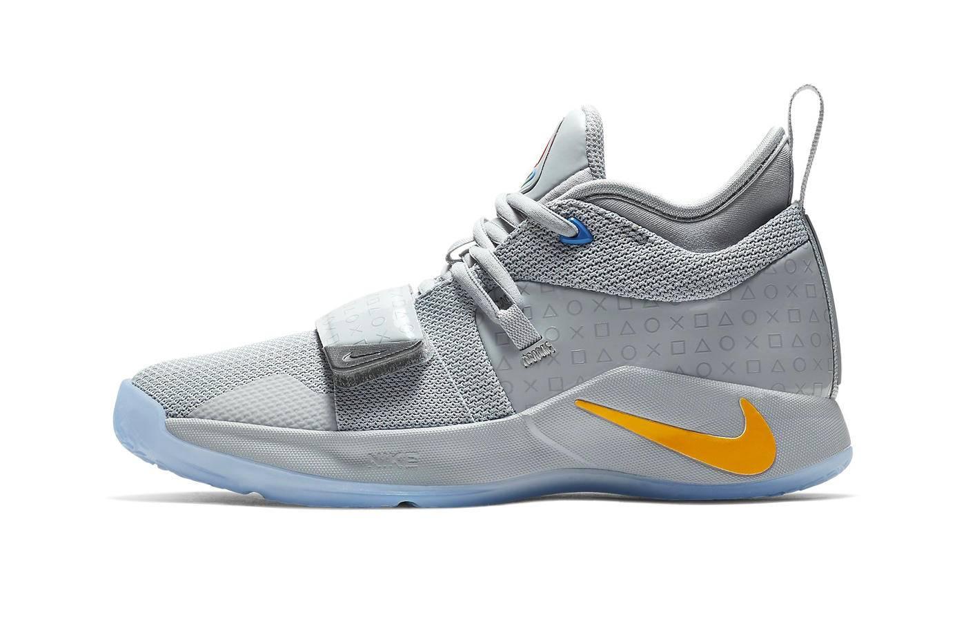 Las nuevas Nike PG 2.5 de Playstation son un regreso seguro a la nostalgia
