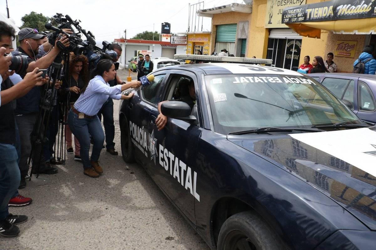El Estado de México es uno de los 13 estados de la República que tiene Alerta de Género Foto: Cuartoscuro