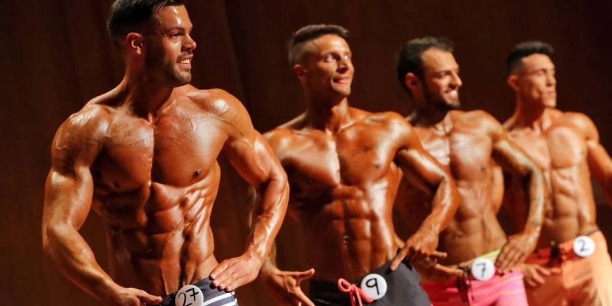 Cancelan competencia de fisicoculturismo por presencia de antidoping