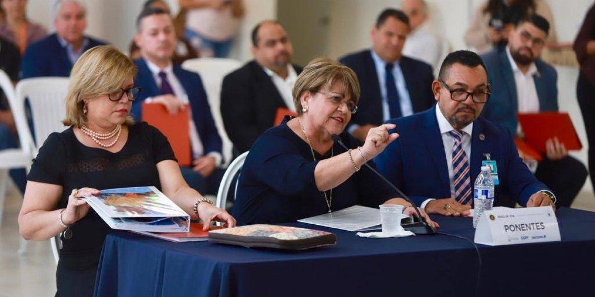 """""""Mayita"""" Meléndez solicita $837 millones a Vivienda"""