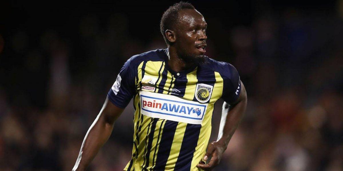 Usain Bolt debutaría como futbolista profesional en un club europeo
