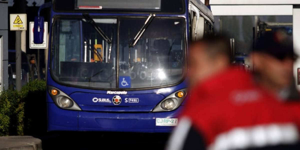 Nueva huelga legal de choferes de Subus: estos serán los recorridos del Transantiago que no estarán operativos