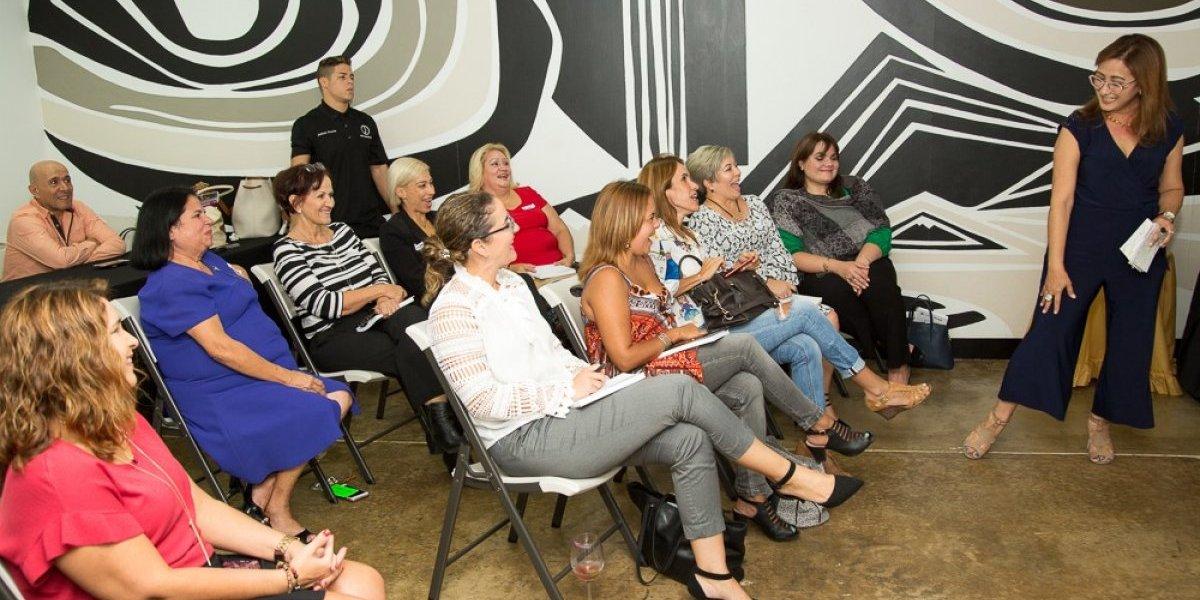 Boricuas lanzan espacio para el desarrollo empresarial de la mujer