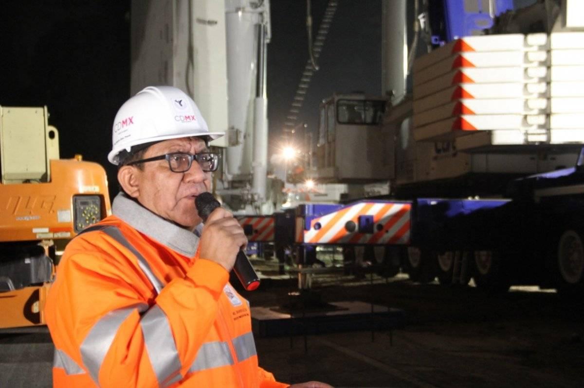Gerardo Báez, secretario de Obras Cortesía.