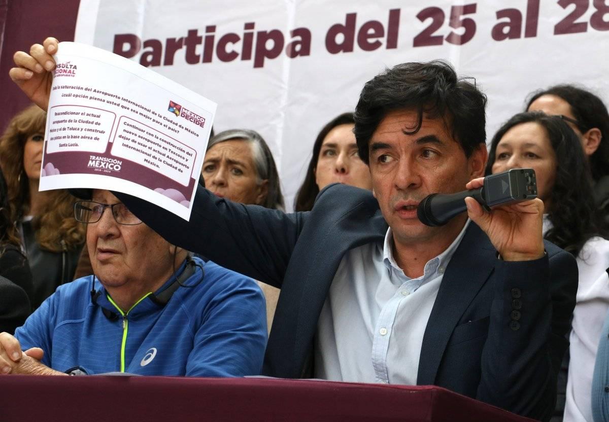 Jesús Ramírez Cuevas Foto: Cuartoscuro
