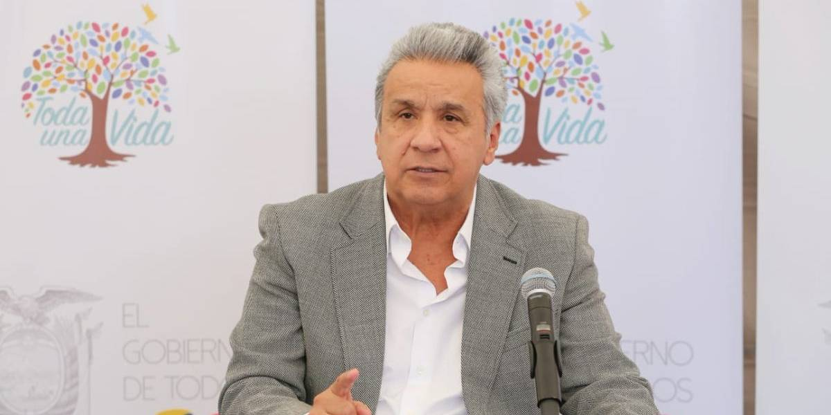 Desmienten comunicado de supuesta amenaza de bomba contra de Lenín Moreno