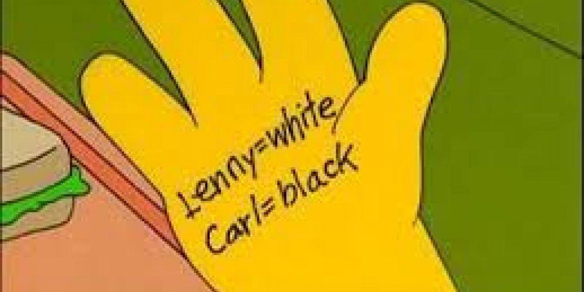 """Los comentarios son oro puro: el épico troleo a marca de autos por """"blanquear"""" a personaje de Los Simpson"""