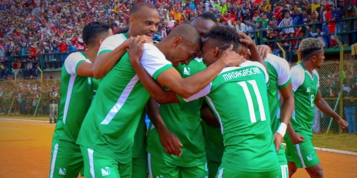 ¡Histórico! Madagascar califica por primera vez a la Copa África