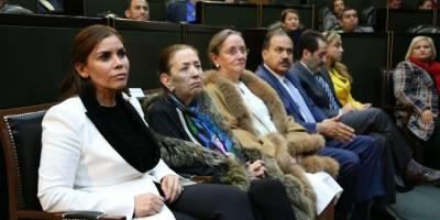 Homenaje Olga Sánchez Cordero