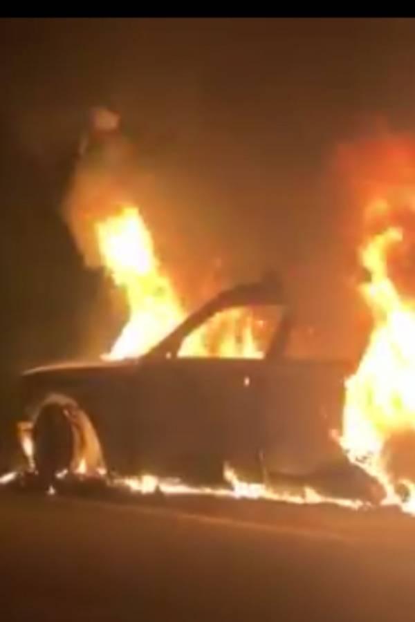 Emboscan a policías federales en carretera de Jalisco, cinco heridos