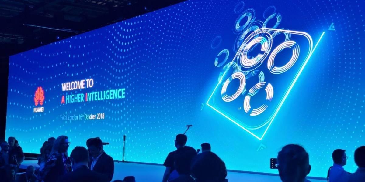 Este es el nuevo Huawei Mate 20 Pro, con lector de huellas bajo la pantalla