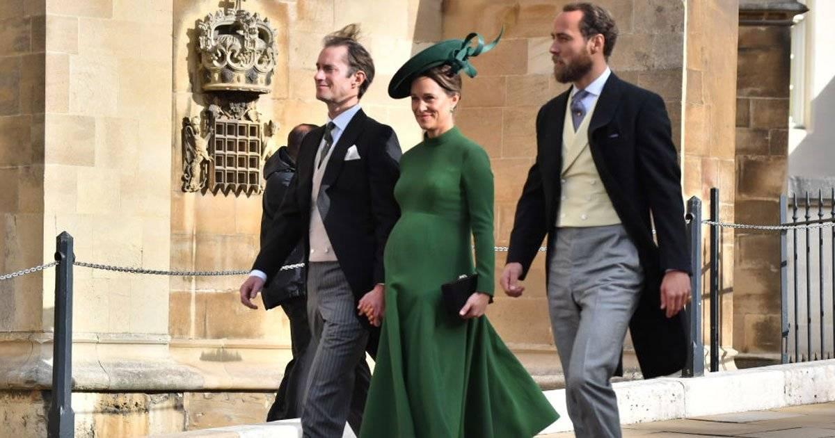 Pippa Middleton,James Middleton