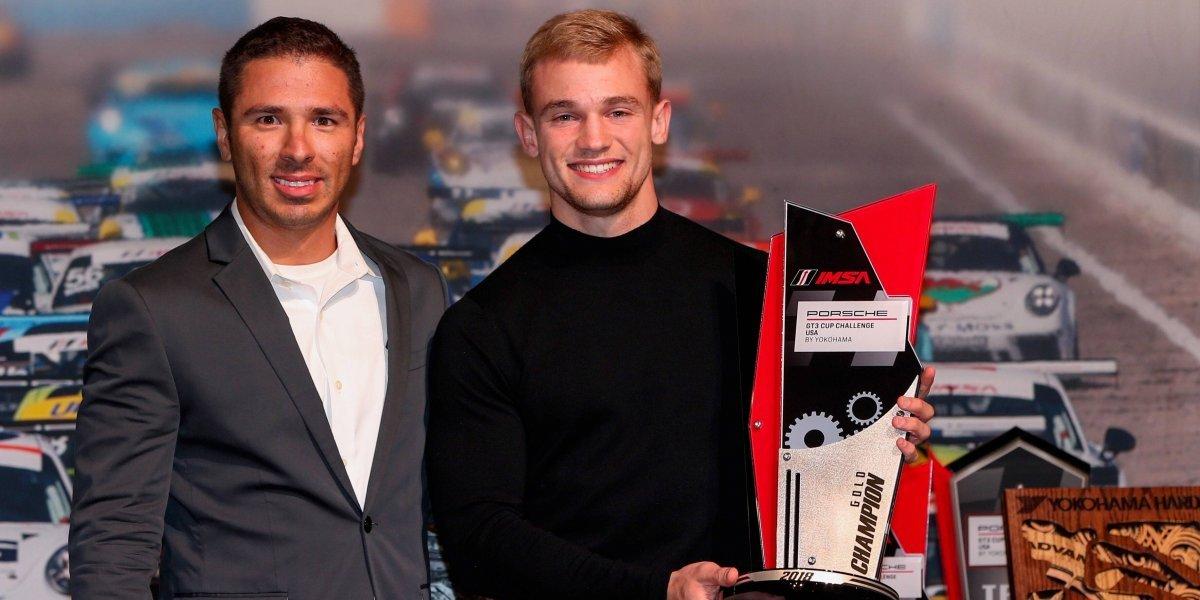 Boricua Víctor Gómez IV gana primer lugar en el Porsche GT3 Cup Challenge 2018