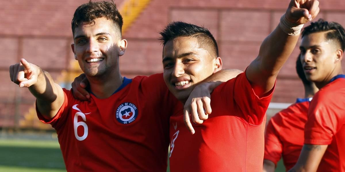 Los pilares de la Roja Sub 20 que ilusionan de cara al Sudamericano de Chile 2019