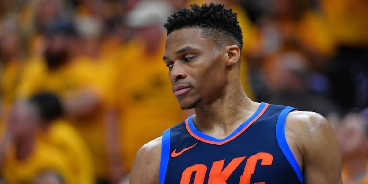 Russell Westbrook se perderá juego inaugural con Thunder ante Warriors