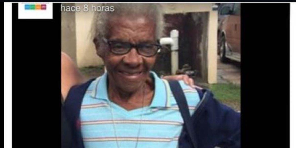 Anciana que desapareció de hospital en Bayamón aparece con vida