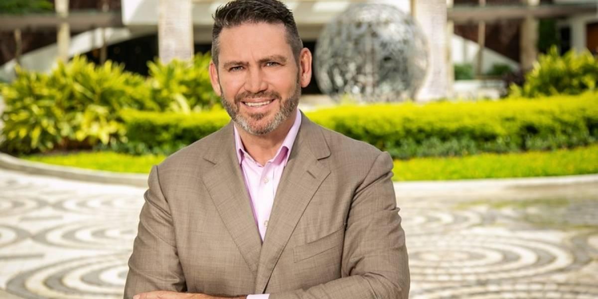 Presentan nuevo director general del San Juan Hotel
