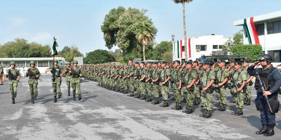 Secretaría de la Defensa Nacional Foto: @SEDENAmx